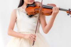 teen violinist