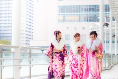 the Seijinshiki 2018~Japanese coming-of-age ceremony~