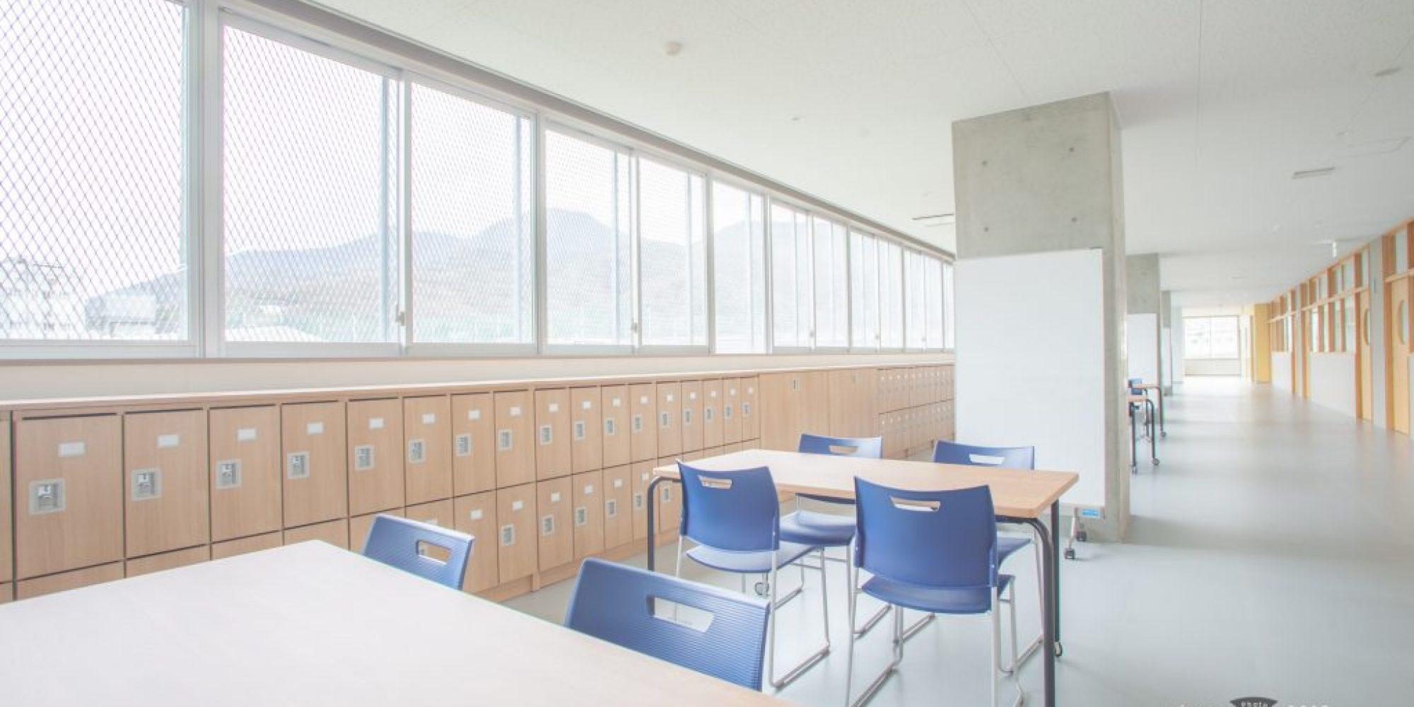 アイリスチトセ(株)× 広島国際学院中学校 様